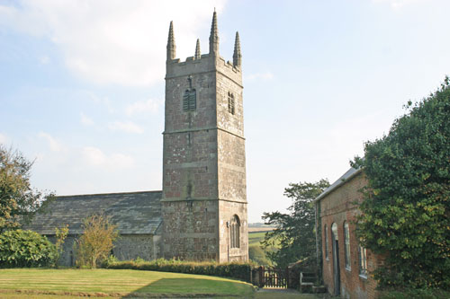 Tetcott Church of the Holy Cross